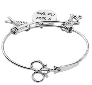 Expandable Hairdresser Bracelet