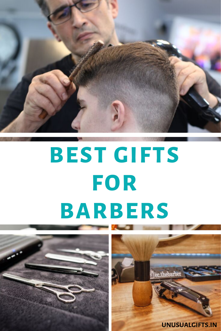 Gifts for Barbers