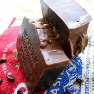 Handmade Coffee Scrub Soap