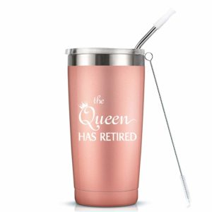 MASGALACC the Queen has retired Gift cup