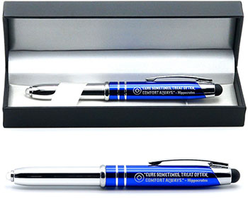 Medical Gift Pen with Inspirational Quote - graduation gifts for doctors