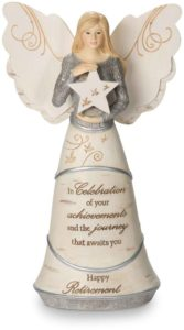 Pavilion gift company Angel Figurine