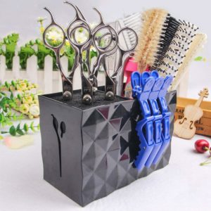 Professional Salon Scissors Holder Rack
