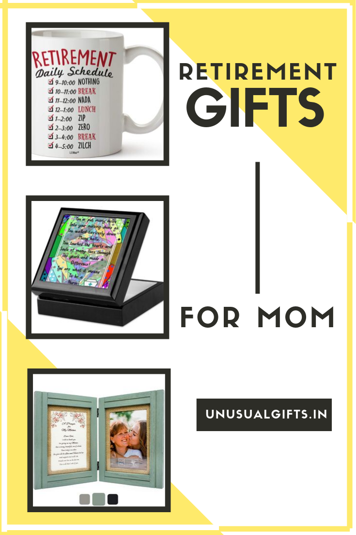 Retirement gifts for mom