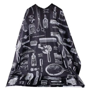 Waterproof Cloth Salon Barber Gown Cape