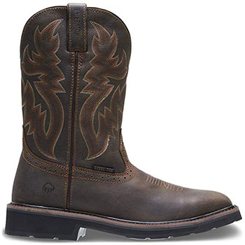 Wolverine Men's Rancher work boots - Gifts for ranchers