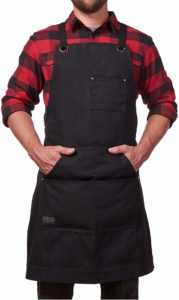 Work Apron with Tool Pockets