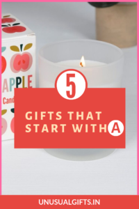 gifts that start with a