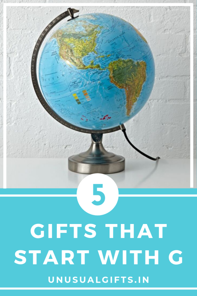 gifts that start with g