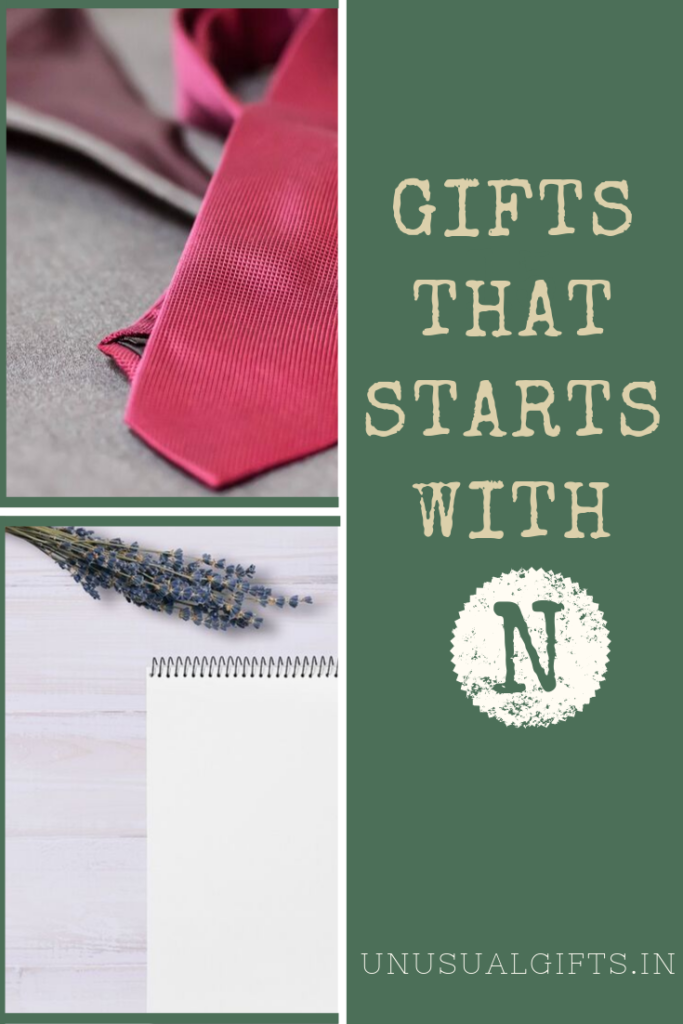 gifts that starts with N