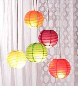 Anee kee's 10 inch Hanging paper lantern
