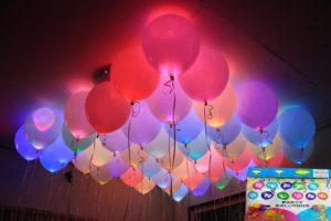 Jiada's LED Balloons (Set of 25)