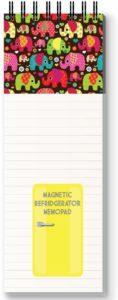 Nourish's Magnetic Fridge Memo Pad