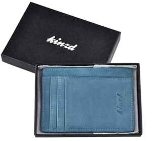 Slim Wallet RFID Front Pocket Wallet