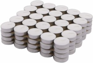Solimo's Wax Tealight Candles (set of 100)