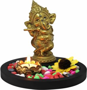 TIED RIBBONS' Lord Ganesh Idol Showpiece