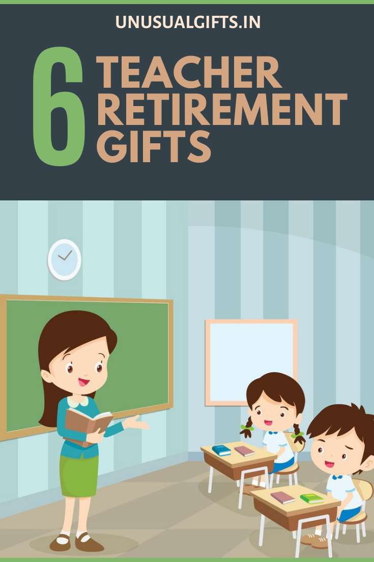 Teacher retirement gifts