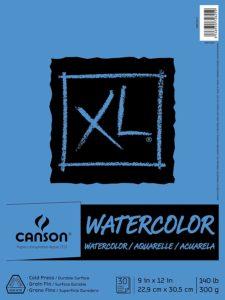 XL Series Watercolor Pad