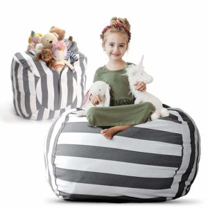 Animal Storage Bean Bag Chair - gifts for pediatricians