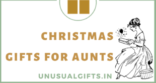 Christmas Gifts For Aunts