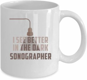 Coffee Mug - Sonographer gifts