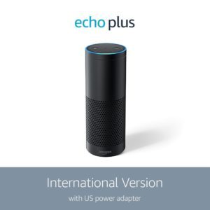 Echo Plus with built-in Hub