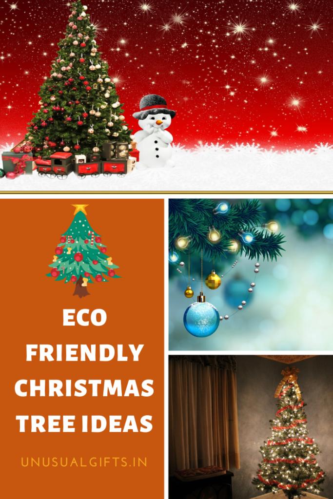 Eco Friendly Christmas Tree Ideas