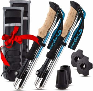 Foldable Hiking and Trekking Poles