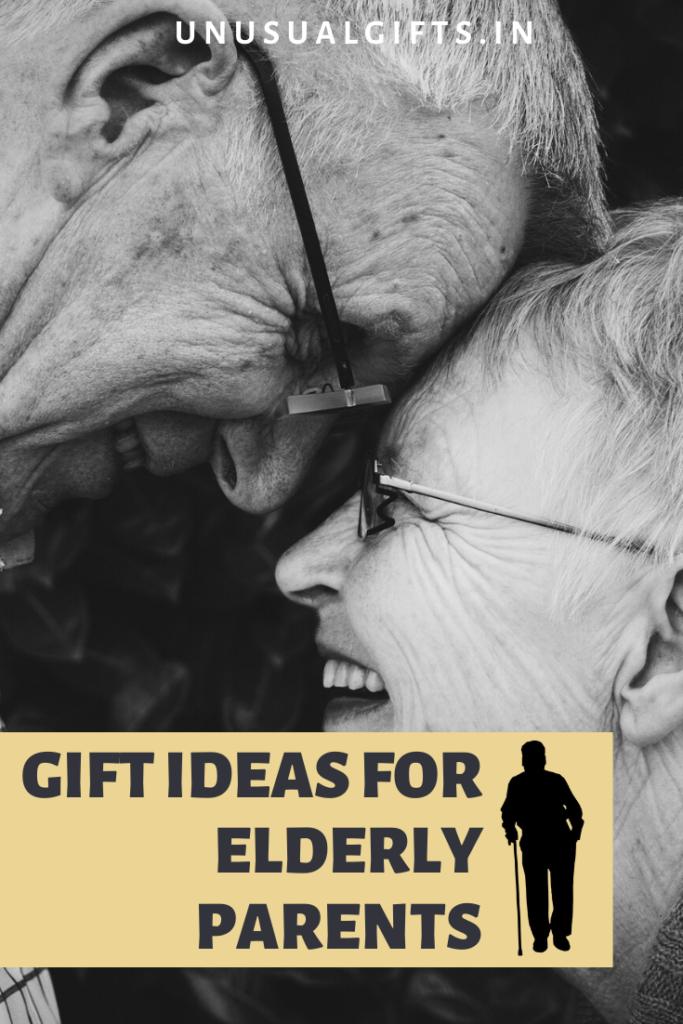 Gift Ideas for Elderly Parents