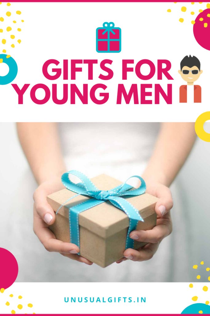 Gifts for young men