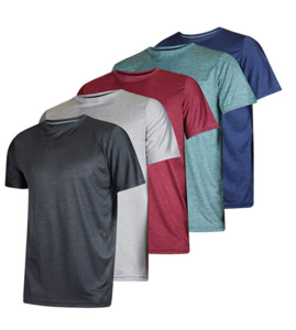 Gym T-shirts - Gifts for young men
