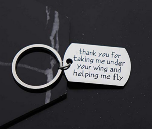Keychain - gifts for mentors