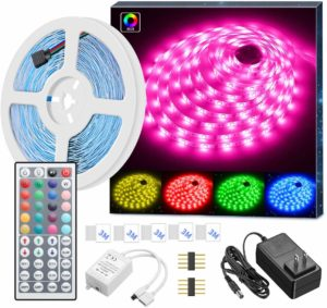 LED Strip Lights - insomniac gift ideas