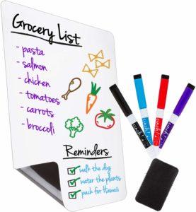 Magnetic Dry Erase Whiteboard Sheet