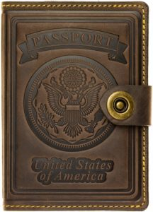 Passport Holder - Unique Christmas gifts for Husband