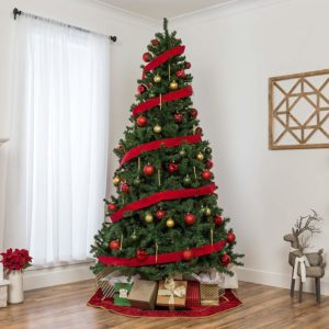 Premium Artificial Christmas Tree - Eco Friendly Christmas Tree Ideas