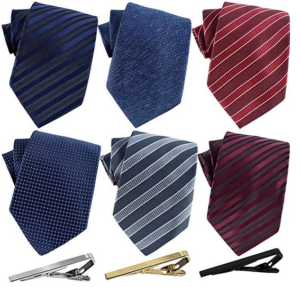 Sets of Stylish Ties - Unique Christmas gifts for Husband
