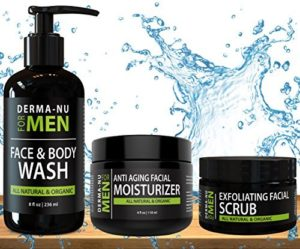Skin Care Set for Men - Unique Christmas gifts for Husband