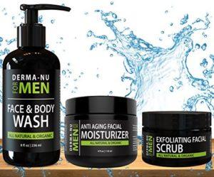 Skin Care Set for Men - Unique Christmas gifts for Husband