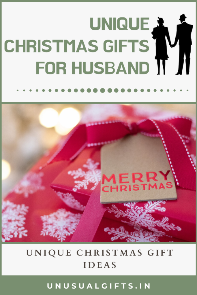 Unique Christmas Gifts For Husband