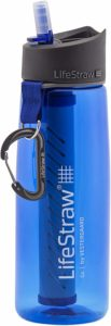 Water Filter Bottle - best gifts for hikers