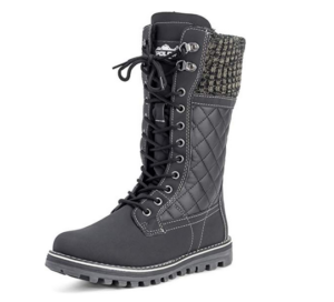 Women's waterproof strong boots