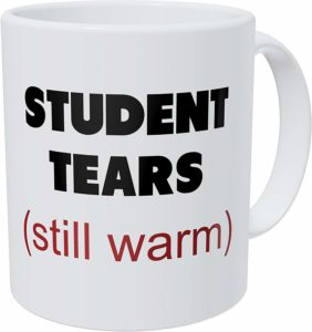 Coffee Mug - retirement gift ideas for principals