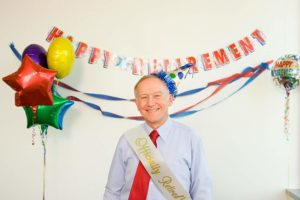 Officially Retired! Sash - retirement gift ideas for principals