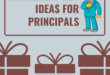 Retirement gift ideas for principals